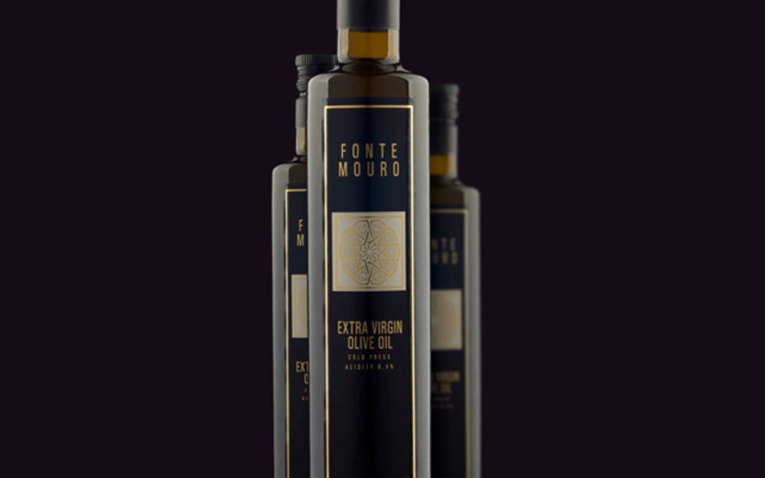 Fonte Mouro Olive Oil one of the best of the World