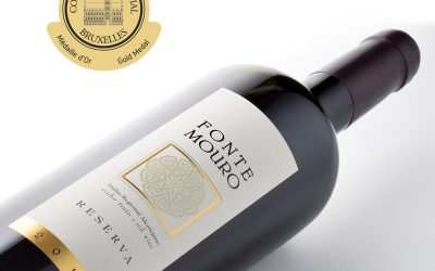 Fonte Mouro Reserve 2015 – Gold Medal